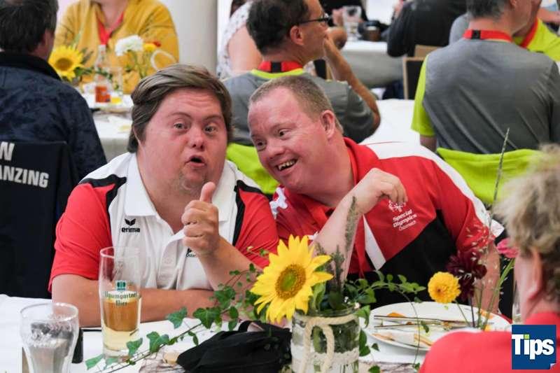 20. Österreichischen Stocksportmeisterschaften der Special Olympics in Peuerbach - Bild 4