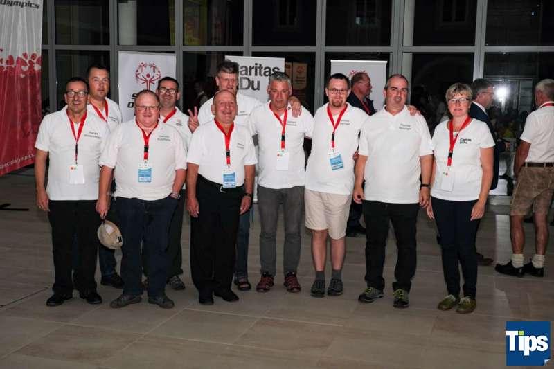 20. Österreichischen Stocksportmeisterschaften der Special Olympics in Peuerbach - Bild 9