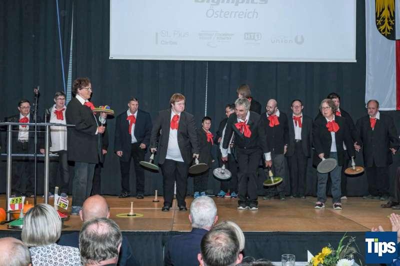 20. Österreichischen Stocksportmeisterschaften der Special Olympics in Peuerbach - Bild 15