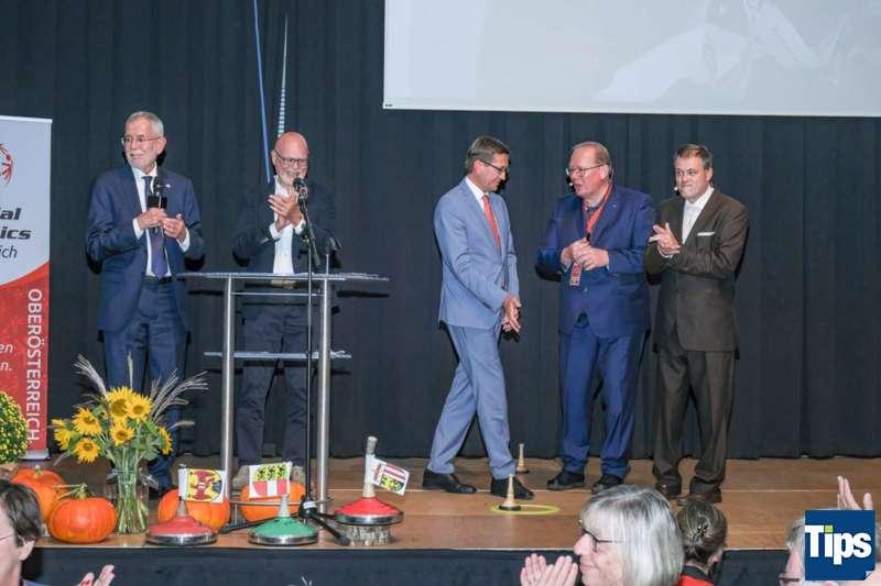 20. Österreichischen Stocksportmeisterschaften der Special Olympics in Peuerbach - Bild 34