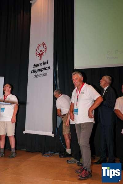 20. Österreichischen Stocksportmeisterschaften der Special Olympics in Peuerbach - Bild 36