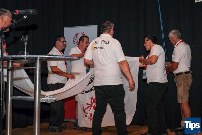20. Österreichischen Stocksportmeisterschaften der Special Olympics in Peuerbach - Bild 43