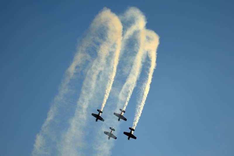 Das war die Flugshow über dem Traunsee - Bild 19