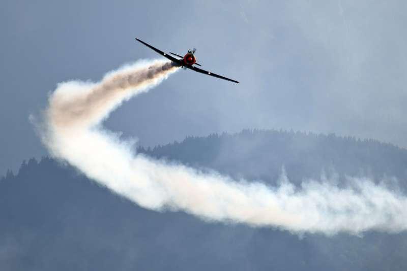 Das war die Flugshow über dem Traunsee - Bild 24