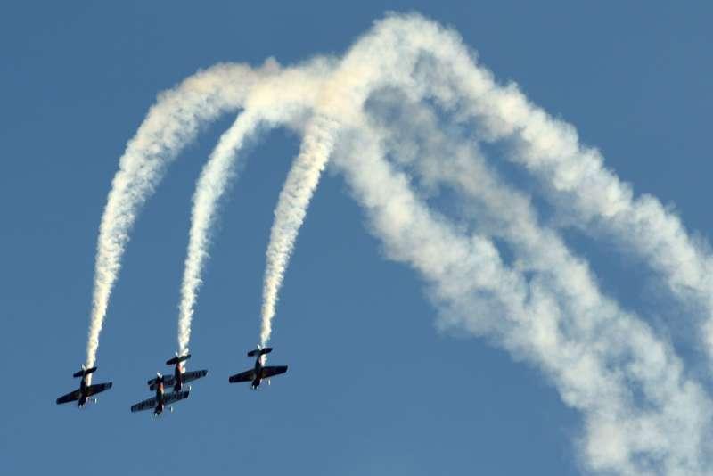 Das war die Flugshow über dem Traunsee - Bild 25