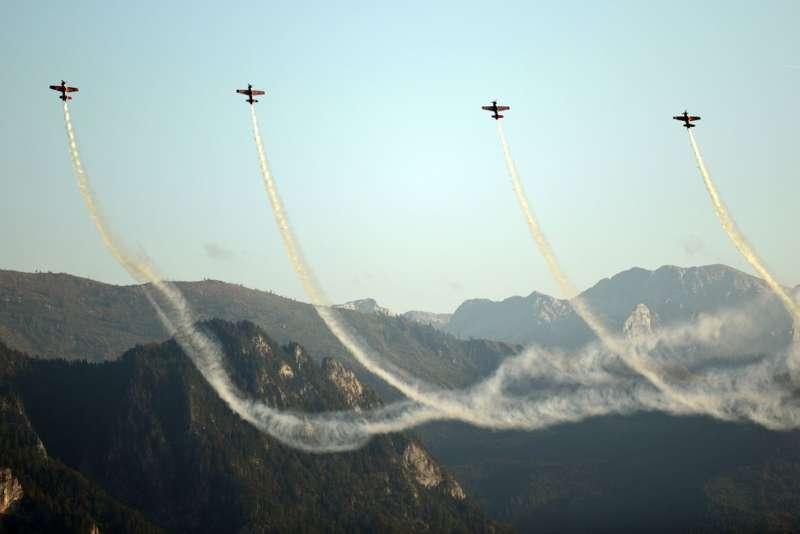 Das war die Flugshow über dem Traunsee - Bild 31