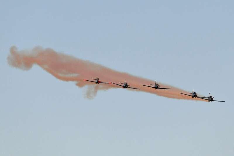 Das war die Flugshow über dem Traunsee - Bild 39