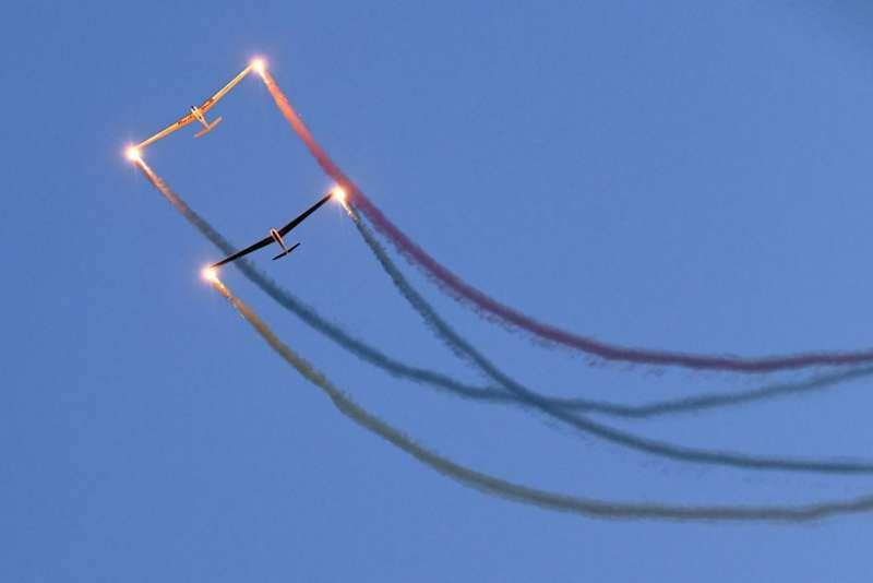 Das war die Flugshow über dem Traunsee - Bild 40