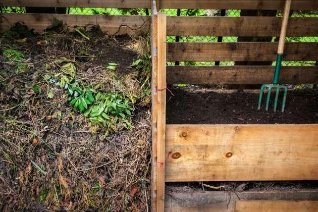 erfolgreich in die gartensaison starten richtig kompostieren. Black Bedroom Furniture Sets. Home Design Ideas