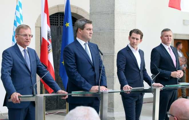 Bayrische Regierung