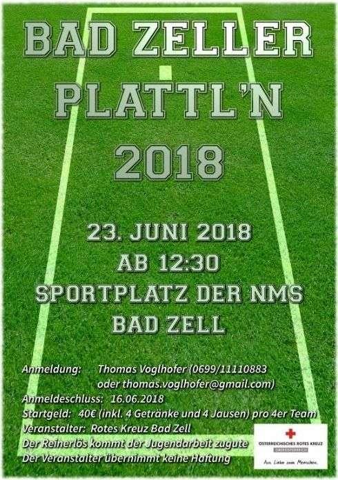 Bad Zeller Plattl\'n