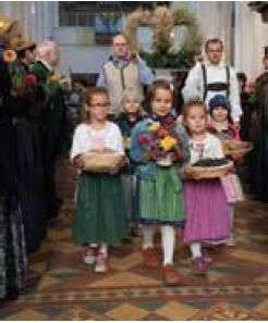 2019:09.22: Erntedankfest Stadtpfarre Steyr  - Bild 1