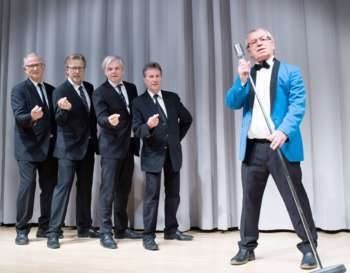 Flamingos - 55 Jahre Rock and Roll