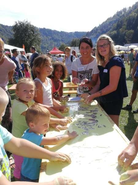Ein erlebnisreiches Familienfest in der Exlau erlebten Groß und Klein - Bild 2