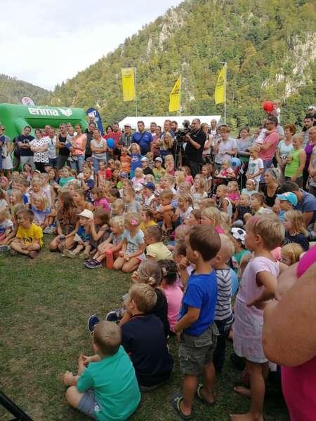 Ein erlebnisreiches Familienfest in der Exlau erlebten Groß und Klein - Bild 3