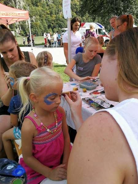 Ein erlebnisreiches Familienfest in der Exlau erlebten Groß und Klein - Bild 6