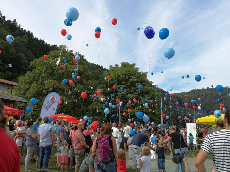 Ein erlebnisreiches Familienfest in der Exlau erlebten Groß und Klein - Bild 7
