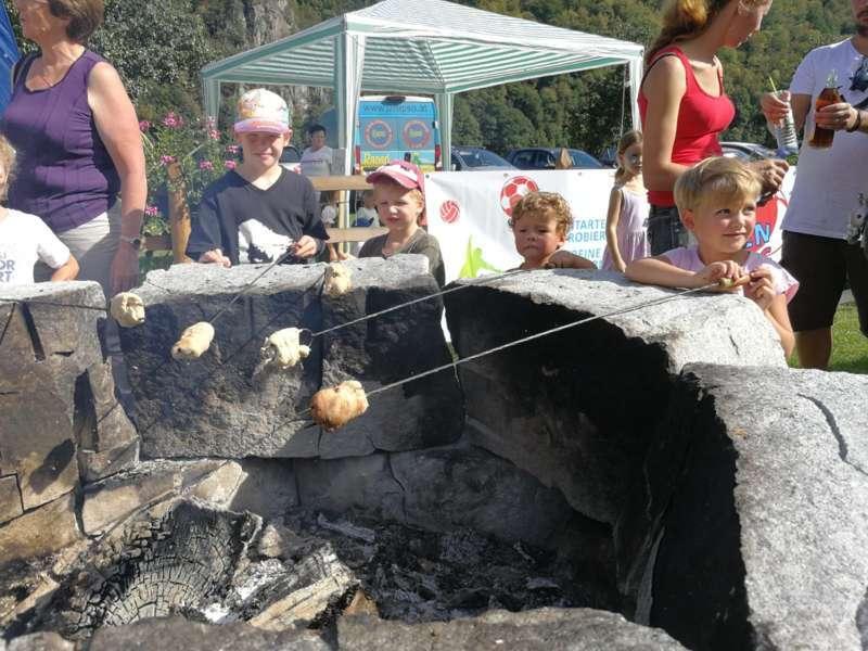 Ein erlebnisreiches Familienfest in der Exlau erlebten Groß und Klein - Bild 8