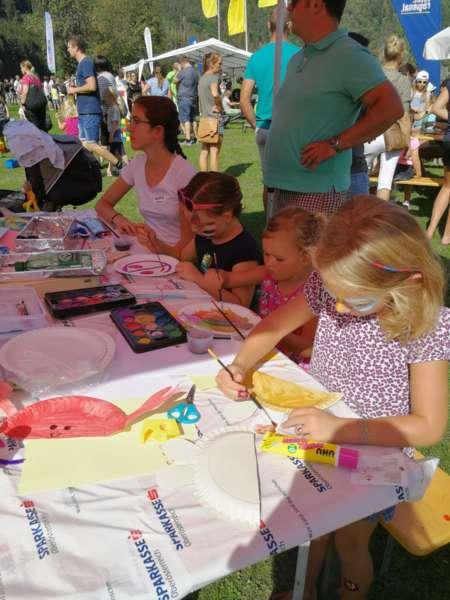 Ein erlebnisreiches Familienfest in der Exlau erlebten Groß und Klein - Bild 9