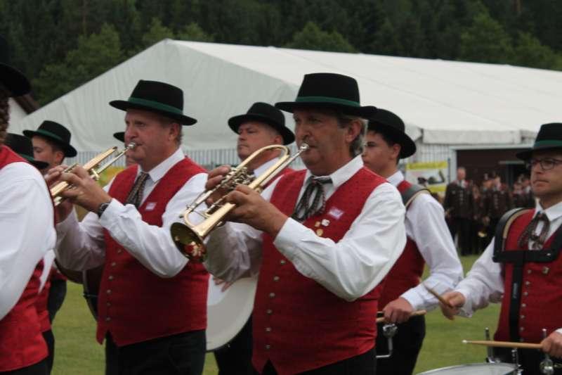61. Bezirksmusikfest in Neustift - Bild 1