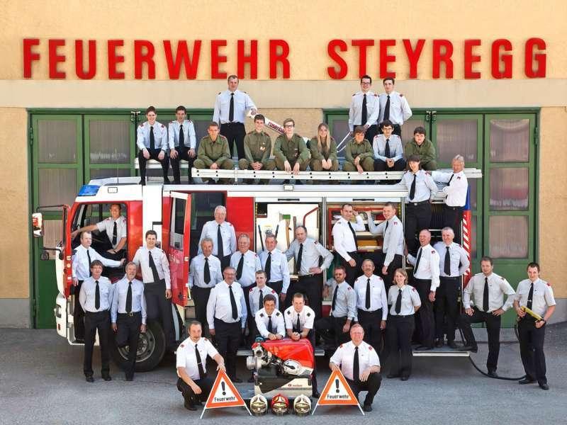 Wo wir uns treffen / Steyregg / Steyregg / Ortsgruppen