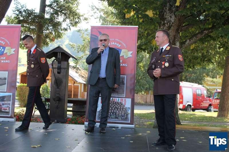 Sicher, Freiwillig, Professionell - Die Freiwillige Feuerwehr Wang feierte 140 Jahre - Bild 6