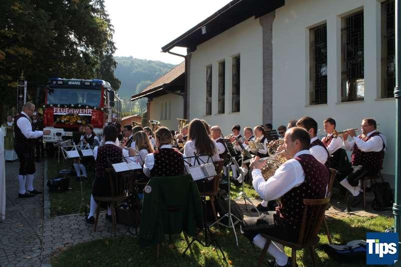 Sicher, Freiwillig, Professionell - Die Freiwillige Feuerwehr Wang feierte 140 Jahre - Bild 8