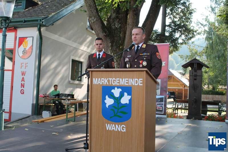 Sicher, Freiwillig, Professionell - Die Freiwillige Feuerwehr Wang feierte 140 Jahre - Bild 9