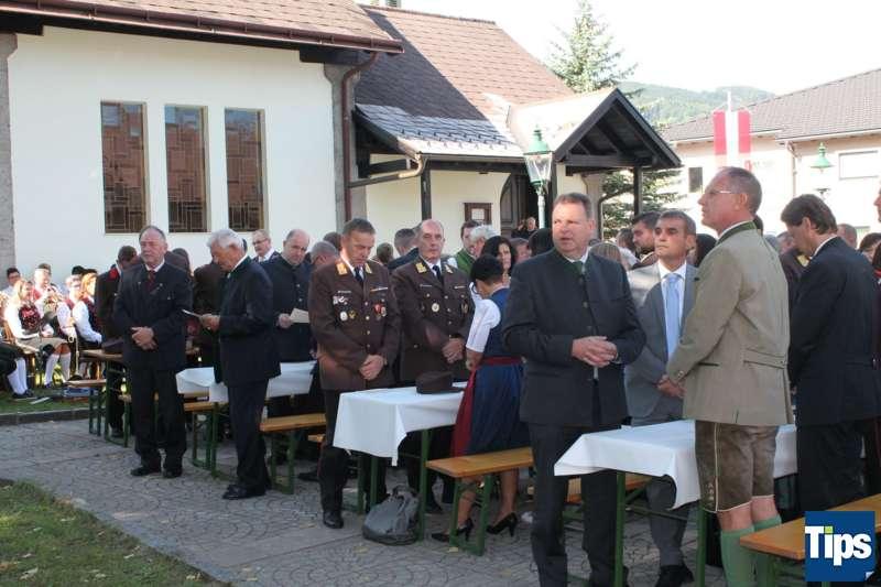 Sicher, Freiwillig, Professionell - Die Freiwillige Feuerwehr Wang feierte 140 Jahre - Bild 13