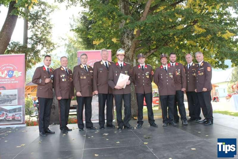 Sicher, Freiwillig, Professionell - Die Freiwillige Feuerwehr Wang feierte 140 Jahre - Bild 20