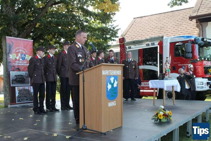 Sicher, Freiwillig, Professionell - Die Freiwillige Feuerwehr Wang feierte 140 Jahre - Bild 29