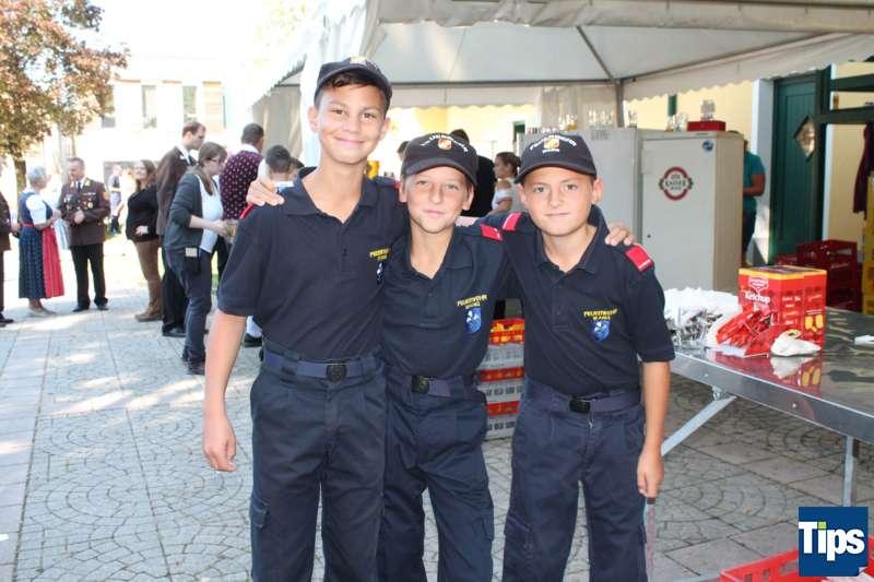 Sicher, Freiwillig, Professionell - Die Freiwillige Feuerwehr Wang feierte 140 Jahre - Bild 34