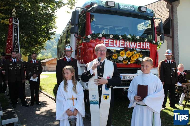 Sicher, Freiwillig, Professionell - Die Freiwillige Feuerwehr Wang feierte 140 Jahre - Bild 37