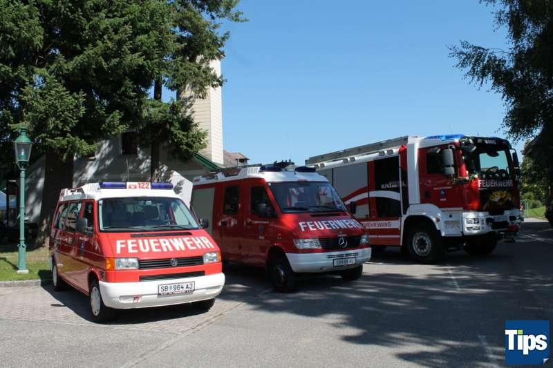 Sicher, Freiwillig, Professionell - Die Freiwillige Feuerwehr Wang feierte 140 Jahre - Bild 38