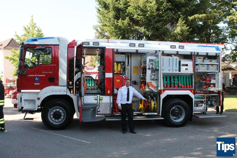 Sicher, Freiwillig, Professionell - Die Freiwillige Feuerwehr Wang feierte 140 Jahre - Bild 42