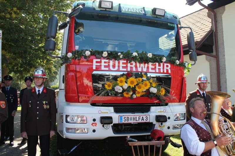Sicher, Freiwillig, Professionell - Die Freiwillige Feuerwehr Wang feierte 140 Jahre - Bild 45