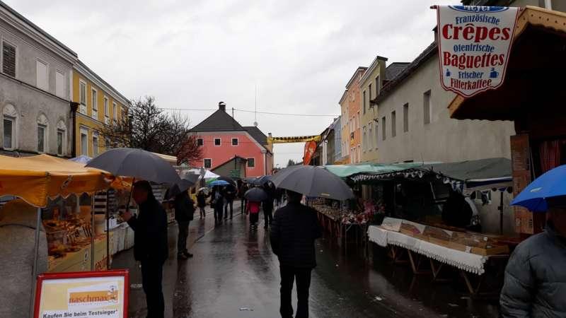 Josefimarkt 2019 in Helpfau-Uttendorf - Bild 1