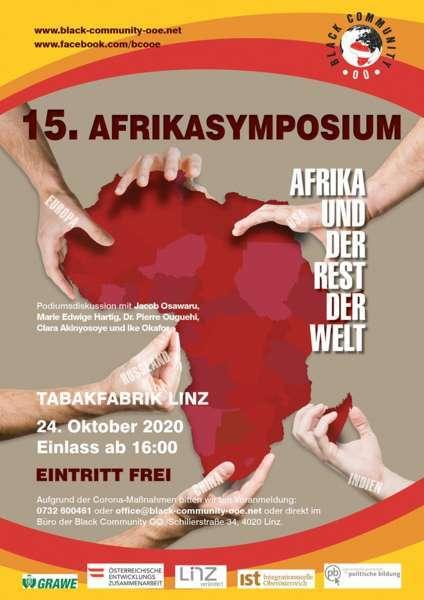 15. AFRIKASYMPOSIUM - Afrika und der Rest der Welt - Bild 1602485007