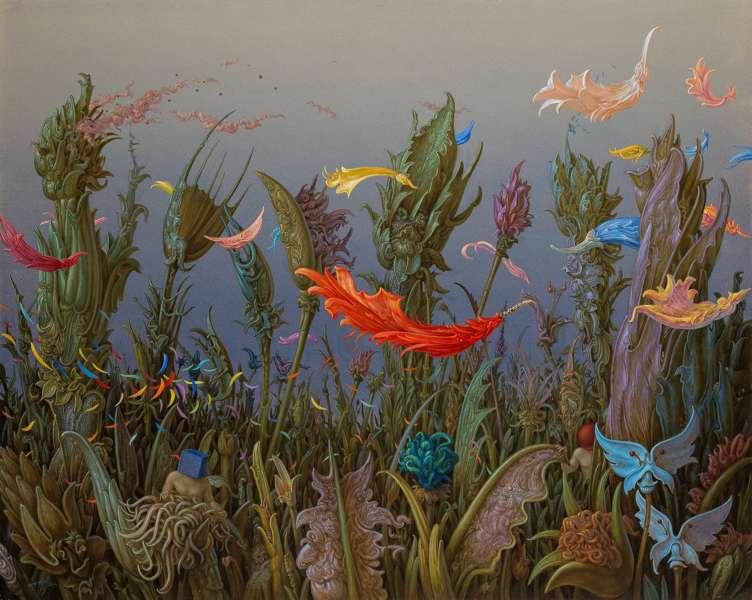 """Internationale Kunstausstellung """"Labyrinth der Wirklichkeiten""""  - Bild 1552318054"""