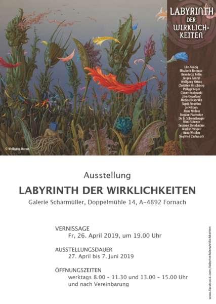 """Internationale Kunstausstellung """"Labyrinth der Wirklichkeiten""""  - Bild 1552318055"""