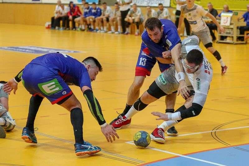Linzer Handballer schaffen Klassenerhalt in Verlängerung - Bild 3