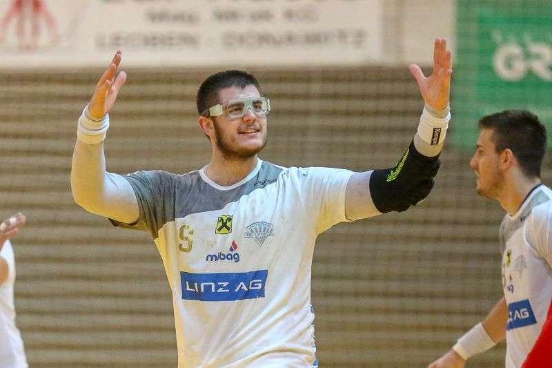 Linzer Handballer schaffen Klassenerhalt in Verlängerung - Bild 5