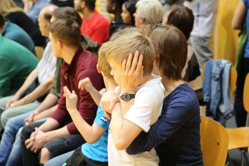 Linzer Handballer schaffen Klassenerhalt in Verlängerung - Bild 6