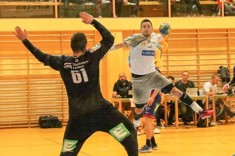 Linzer Handballer schaffen Klassenerhalt in Verlängerung - Bild 17
