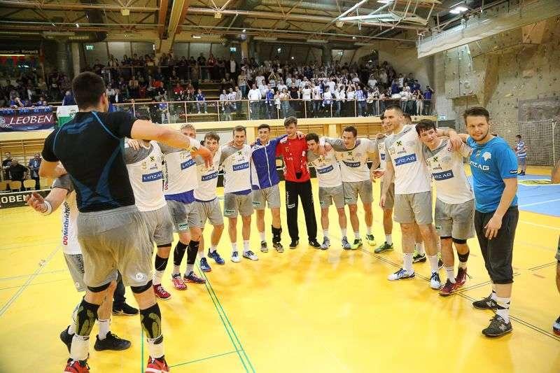 Linzer Handballer schaffen Klassenerhalt in Verlängerung - Bild 19