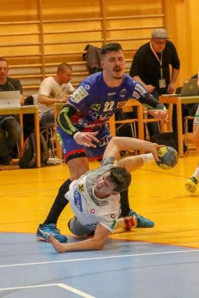 Linzer Handballer schaffen Klassenerhalt in Verlängerung - Bild 21