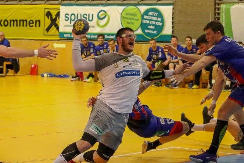 Linzer Handballer schaffen Klassenerhalt in Verlängerung - Bild 23
