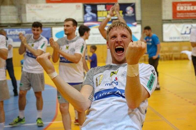 Linzer Handballer schaffen Klassenerhalt in Verlängerung - Bild 26