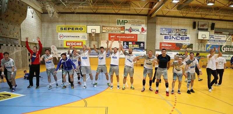 Linzer Handballer schaffen Klassenerhalt in Verlängerung - Bild 28