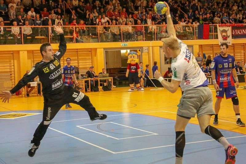 Linzer Handballer schaffen Klassenerhalt in Verlängerung - Bild 29